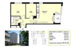 Morizon WP ogłoszenia | Mieszkanie na sprzedaż, Kraków Mistrzejowice, 51 m² | 9845