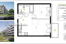Mieszkanie na sprzedaż, Kraków Os. Prądnik Biały, 36 m²