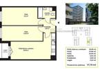 Morizon WP ogłoszenia | Mieszkanie na sprzedaż, Kraków Mistrzejowice, 58 m² | 6191
