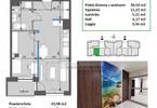 Morizon WP ogłoszenia | Mieszkanie na sprzedaż, Kraków Mistrzejowice, 44 m² | 8699