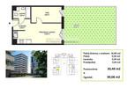 Morizon WP ogłoszenia | Mieszkanie na sprzedaż, Kraków Mistrzejowice, 33 m² | 2116