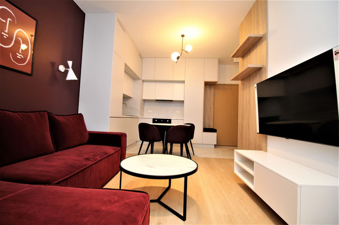 Morizon WP ogłoszenia | Mieszkanie do wynajęcia, Warszawa Śródmieście, 38 m² | 8766