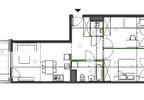 Mieszkanie na sprzedaż, Warszawa Śródmieście, 63 m² | Morizon.pl | 3704 nr7