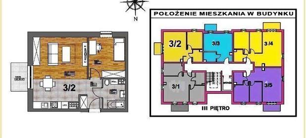 Mieszkanie na sprzedaż 46 m² Czarnkowsko-Trzcianecki Krzyż Wielkopolski - zdjęcie 3