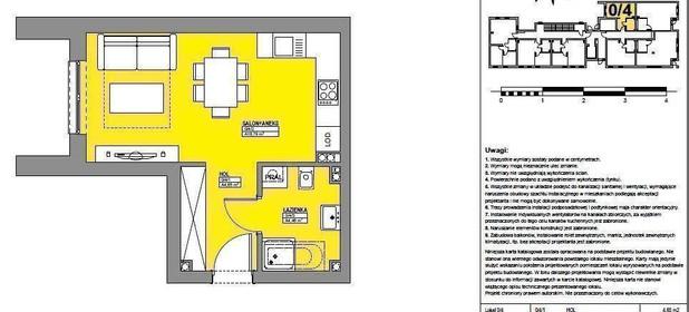 Mieszkanie na sprzedaż 31 m² Strzelecko-Drezdenecki Strzelce Krajeńskie - zdjęcie 2