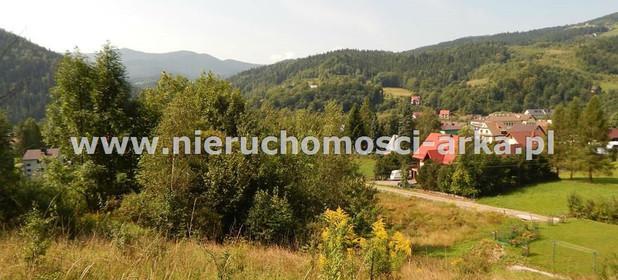 Działka na sprzedaż 1700 m² Limanowski Kamienica Szczawa - zdjęcie 1