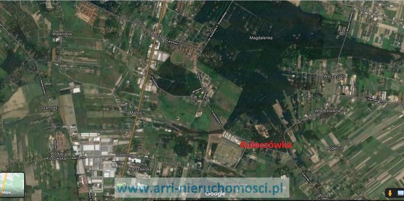 Działka na sprzedaż, Kuleszówka, 1220 m² | Morizon.pl | 0924