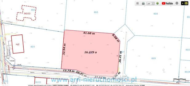 Działka na sprzedaż 1623 m² Piaseczyński Lesznowola Wólka Kosowska Krzywa - zdjęcie 1
