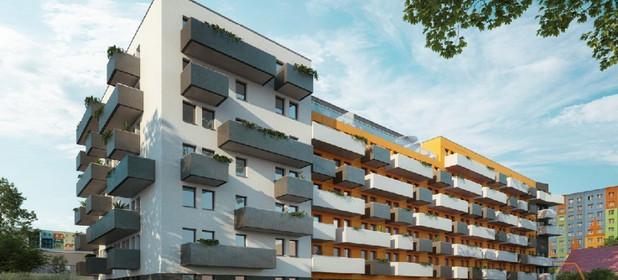 Mieszkanie na sprzedaż 43 m² Wrocław Wrocław-Krzyki Brzoskwiniowa - zdjęcie 1