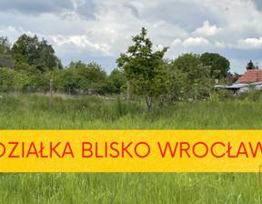 Działka na sprzedaż, Strzeszów, 1300 m²