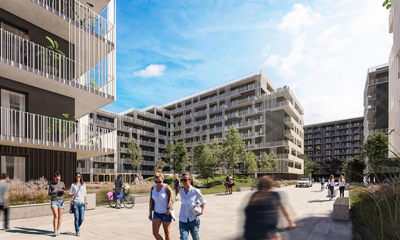 Mieszkanie w inwestycji Wola, ul. Ordona, Warszawa, 46 m² | Morizon.pl | 5790
