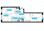 Mieszkanie w inwestycji Wola, ul. Ordona, Warszawa, 67 m²   Morizon.pl   5796 nr3