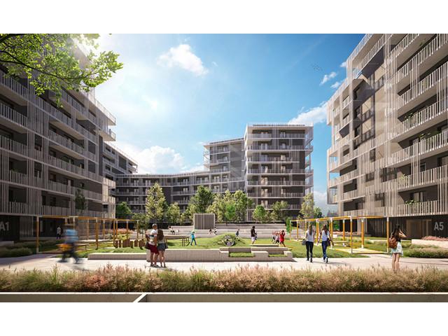 Morizon WP ogłoszenia   Mieszkanie w inwestycji Wola, ul. Ordona, Warszawa, 72 m²   1760