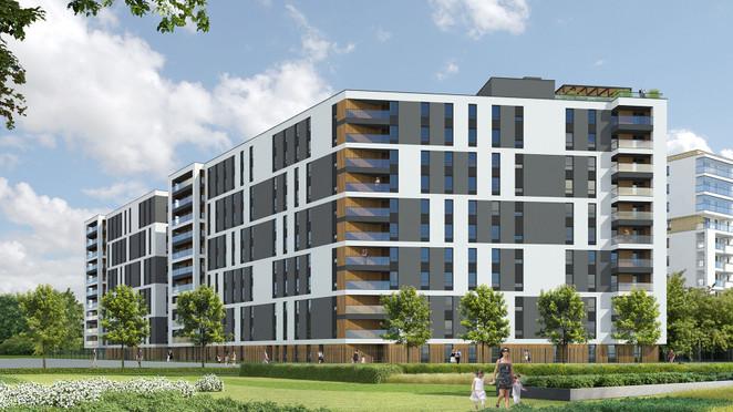 Morizon WP ogłoszenia | Mieszkanie w inwestycji Mokotów, ul. Kłobucka, Warszawa, 64 m² | 3344