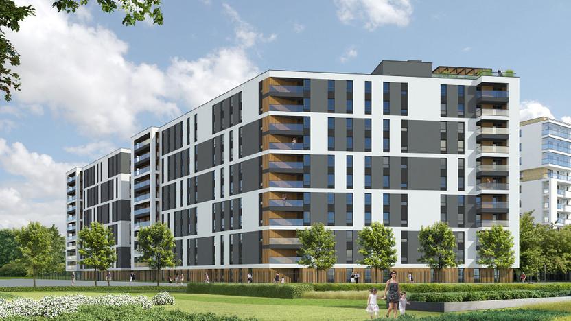 Mieszkanie w inwestycji Mokotów, ul. Kłobucka, Warszawa, 64 m²   Morizon.pl   7384
