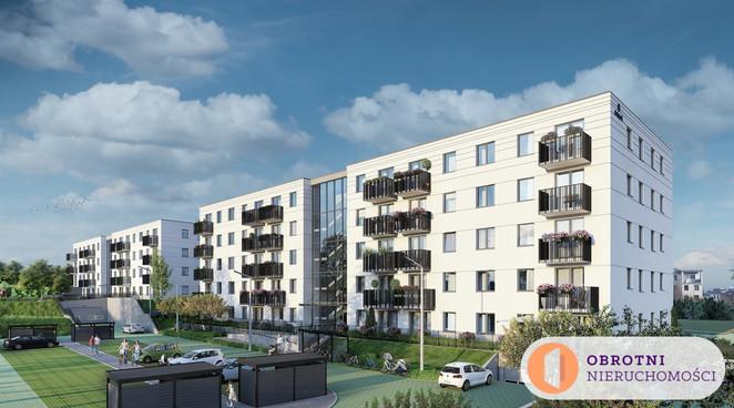 Morizon WP ogłoszenia   Mieszkanie na sprzedaż, Gdańsk Jasień, 56 m²   2897
