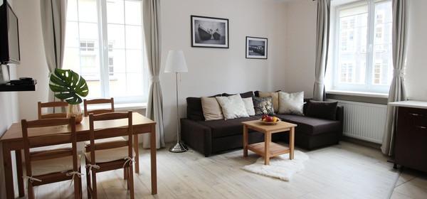 Mieszkanie do wynajęcia 31 m² Gdańsk Śródmieście Chlebnicka - zdjęcie 2