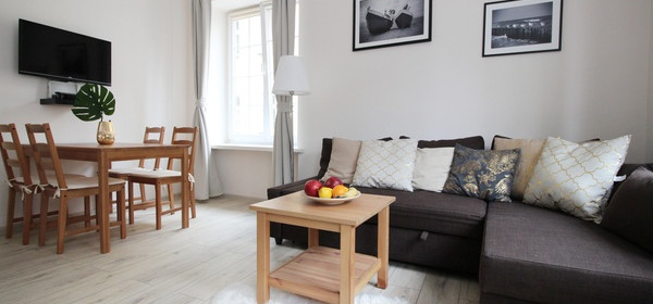 Mieszkanie do wynajęcia 31 m² Gdańsk Śródmieście Chlebnicka - zdjęcie 1