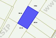 Działka na sprzedaż, Rybnik Zamysłów, 887 m²