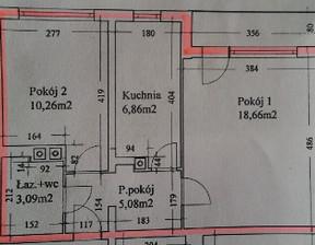Mieszkanie na sprzedaż, Sosnowiec Dańdówka, 44 m²