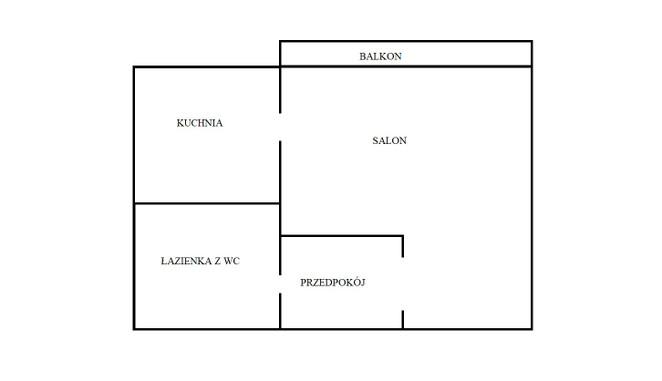 Morizon WP ogłoszenia   Kawalerka na sprzedaż, Zabrze Centrum, 31 m²   7866