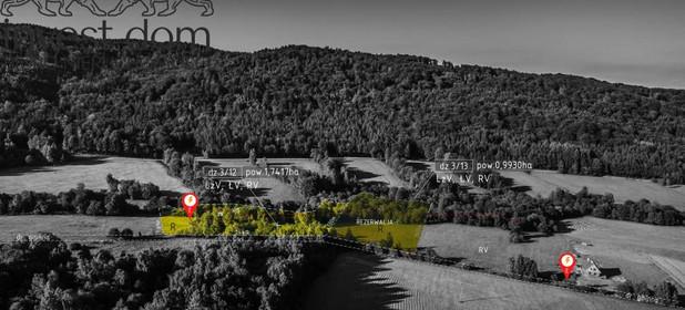 Działka na sprzedaż 10138 m² Gorlicki Uście Gorlickie Ropki - zdjęcie 3
