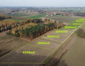 Działka na sprzedaż, Nowe Wrońska, 27700 m²