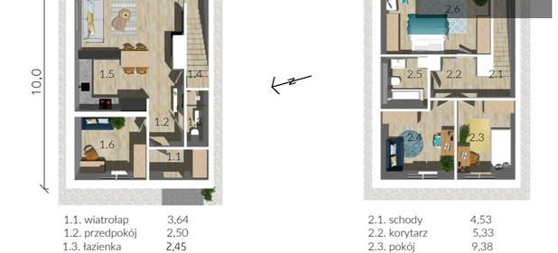 Dom na sprzedaż 100 m² Wrocławski (pow.) Długołęka (gm.) Kiełczów Polna - zdjęcie 3