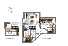 Mieszkanie na sprzedaż, Olsztyn Kościuszki, 73 m²