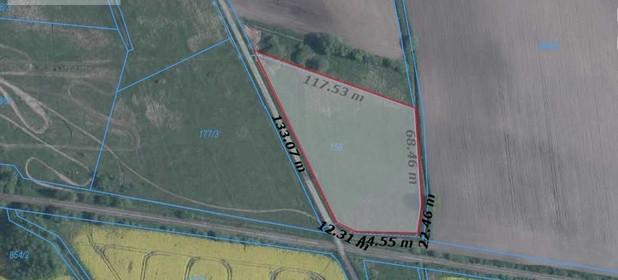 Działka na sprzedaż 8100 m² Wrocławski Czernica Dobrzykowice Krótka - zdjęcie 1
