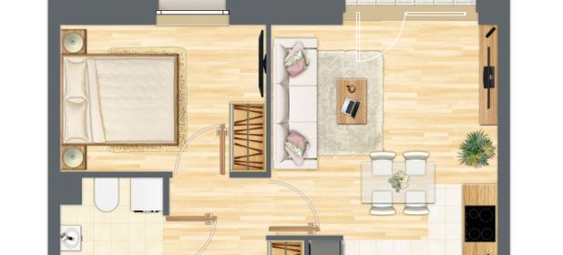 Mieszkanie na sprzedaż 38 m² Gdańsk VII Dwór ul. Slowackiego 77 - zdjęcie 1