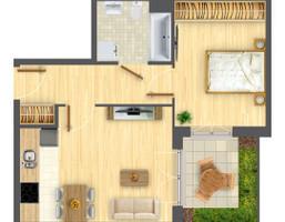 Morizon WP ogłoszenia | Mieszkanie w inwestycji Nowa Myśliwska, Kraków, 40 m² | 5698