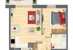 Mieszkanie w inwestycji Słowackiego 77, Gdańsk, 46 m² | Morizon.pl | 9286 nr2