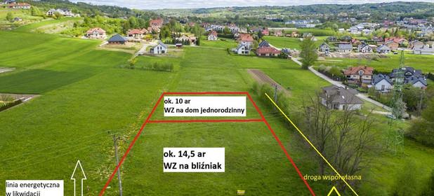 Działka na sprzedaż 1000 m² Rzeszów Biała Źródlana - zdjęcie 1