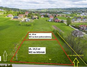 Działka na sprzedaż, Rzeszów Biała, 1000 m²