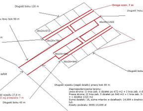 Działka na sprzedaż, Chmielewo, 20500 m²