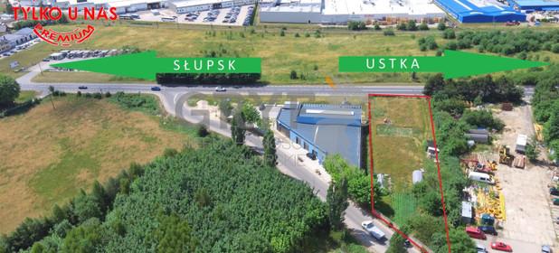 Działka na sprzedaż 1878 m² Słupsk M. Słupsk - zdjęcie 1