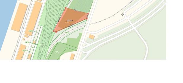 Działka do wynajęcia 5418 m² Szczecin Stanisława Hryniewieckiego - zdjęcie 1