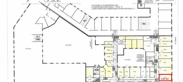 Lokal biurowy do wynajęcia 9 m² Szczecin 3 Maja - zdjęcie 2