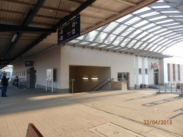 Magazyn, hala do wynajęcia, Ostrów Wielkopolski Dworcowa, 156 m² | Morizon.pl | 4661
