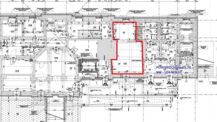 Handlowo-usługowy do wynajęcia, Gryfino Aleja Sprzymierzonych, 36 m²   Morizon.pl   4171