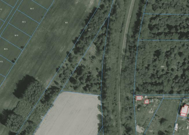 Morizon WP ogłoszenia | Działka na sprzedaż, Maciejów, 4386 m² | 5148