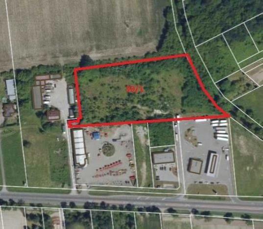 Morizon WP ogłoszenia | Działka na sprzedaż, Błonie-Wieś, 11241 m² | 2751