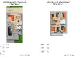 Morizon WP ogłoszenia | Dom na sprzedaż, Wieliczka Zabawa dom 128m - Nowe osiedle - POŁUDNIOWE OGRODY, 128 m² | 4075