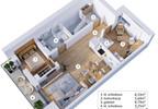 Mieszkanie na sprzedaż, Kraków Podgórze, 82 m² | Morizon.pl | 3604 nr3