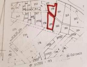 Działka na sprzedaż, Brody Nadrzeczna, 1900 m²