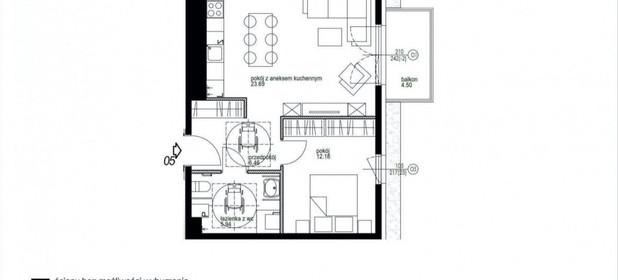 Mieszkanie na sprzedaż 49 m² Gdański Pruszcz Gdański Rotmanka Prof. Mariana Raciborskiego - zdjęcie 2