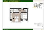 Mieszkanie na sprzedaż, Szczecin Centrum, 43 m² | Morizon.pl | 8152 nr4