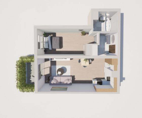 Morizon WP ogłoszenia   Mieszkanie na sprzedaż, Sosnowiec Klimontowska, 49 m²   8057