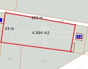 Działka na sprzedaż, Bydgoszcz Bydgoszcz Wsch, Siernieczek, Brdyujście, 4594 m²